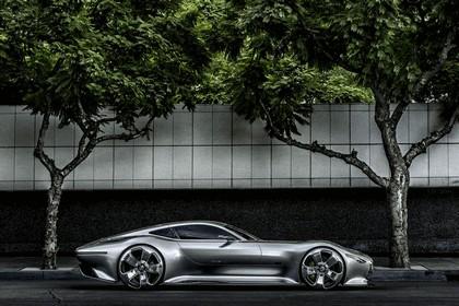 2013 Mercedes-Benz Vision Gran Turismo concept 17