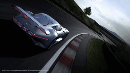 2013 Mercedes-Benz Vision Gran Turismo concept 21