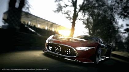 2013 Mercedes-Benz Vision Gran Turismo concept 22