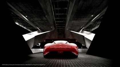 2013 Mercedes-Benz Vision Gran Turismo concept 24