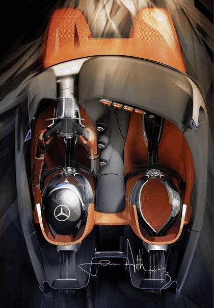 2013 Mercedes-Benz Vision Gran Turismo concept 27