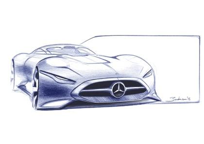 2013 Mercedes-Benz Vision Gran Turismo concept 28