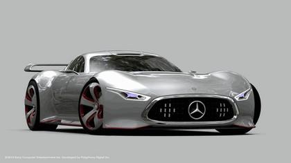 2013 Mercedes-Benz Vision Gran Turismo concept 30