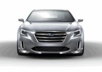 2013 Subaru Legacy concept 4