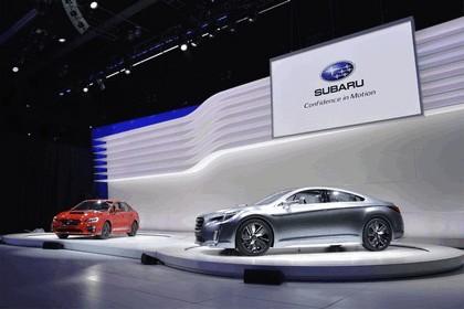2013 Subaru Legacy concept 6