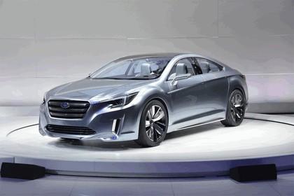 2013 Subaru Legacy concept 7