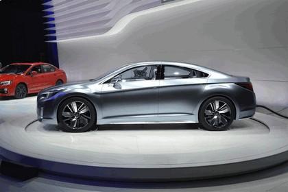 2013 Subaru Legacy concept 8