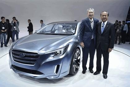 2013 Subaru Legacy concept 10