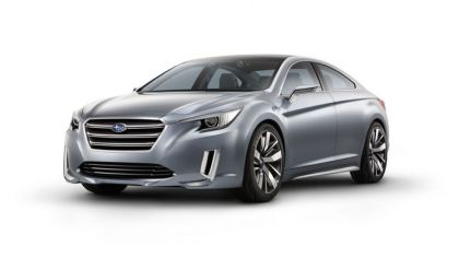 2013 Subaru Legacy concept 4