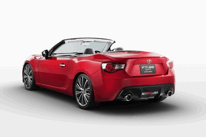 2013 Toyota FT-86 Open concept 3