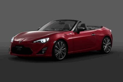 2013 Toyota FT-86 Open concept 6