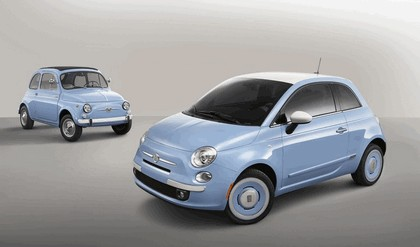 2013 Fiat 500 1957 Edition 1