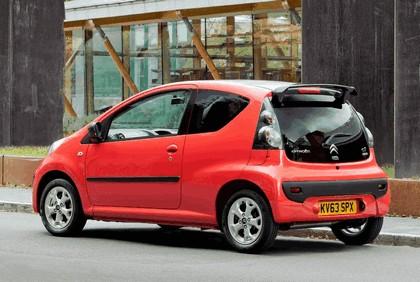 2013 Citroën C1 Platinum - UK version 9