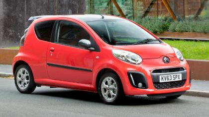2013 Citroën C1 Platinum - UK version 1