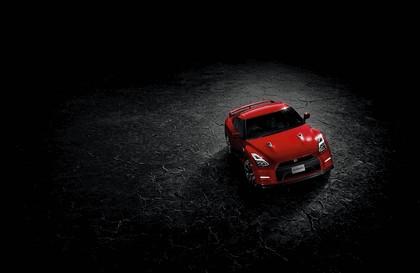 2014 Nissan GT-R ( R35 ) 2