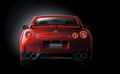 2014 Nissan GT-R ( R35 ) 3