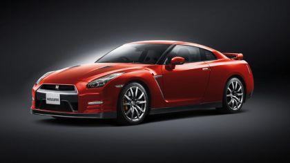 2014 Nissan GT-R ( R35 ) 8