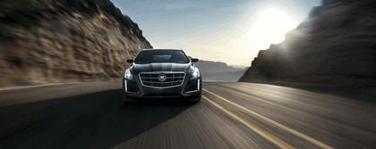 2014 Cadillac CTS sedan 7