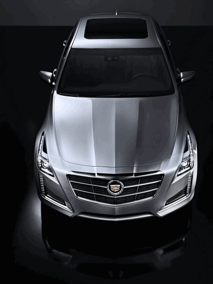 2014 Cadillac CTS sedan 9