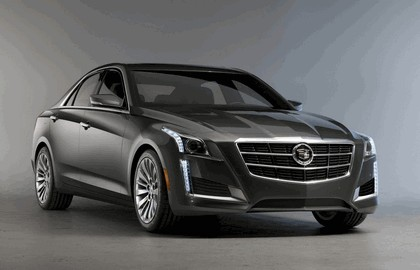 2014 Cadillac CTS sedan 10