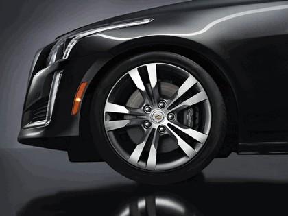 2014 Cadillac CTS sedan 13
