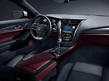 2014 Cadillac CTS sedan 14