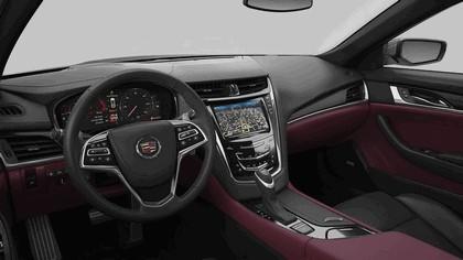 2014 Cadillac CTS sedan 16