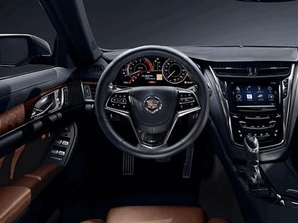 2014 Cadillac CTS sedan 21