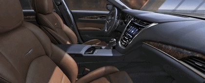 2014 Cadillac CTS sedan 23
