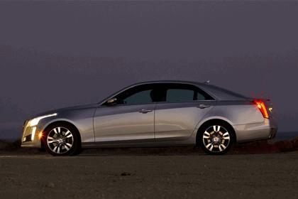 2014 Cadillac CTS Vsport sedan 6