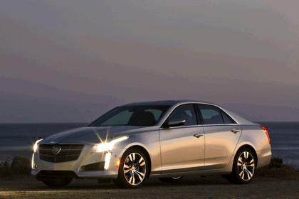2014 Cadillac CTS Vsport sedan 7
