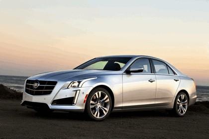 2014 Cadillac CTS Vsport sedan 8