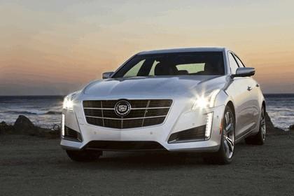 2014 Cadillac CTS Vsport sedan 9