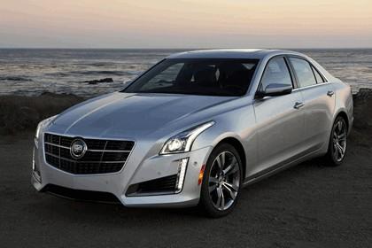 2014 Cadillac CTS Vsport sedan 10
