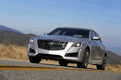 2014 Cadillac CTS Vsport sedan 13