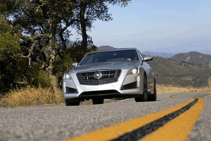 2014 Cadillac CTS Vsport sedan 14