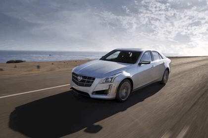 2014 Cadillac CTS Vsport sedan 15