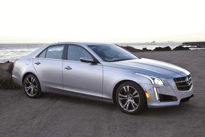 2014 Cadillac CTS Vsport sedan 16