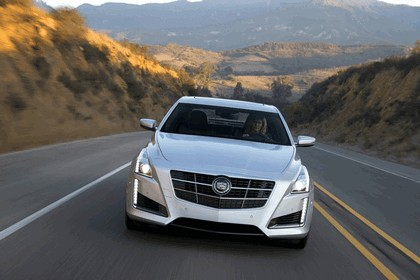 2014 Cadillac CTS Vsport sedan 17