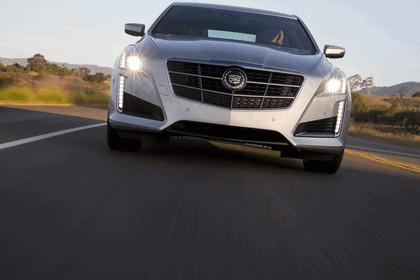 2014 Cadillac CTS Vsport sedan 18