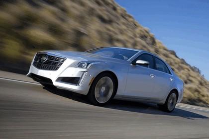 2014 Cadillac CTS Vsport sedan 19