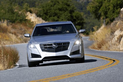 2014 Cadillac CTS Vsport sedan 20