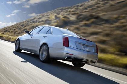 2014 Cadillac CTS Vsport sedan 22