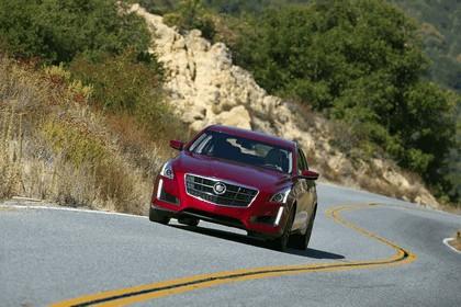 2014 Cadillac CTS Vsport sedan 23