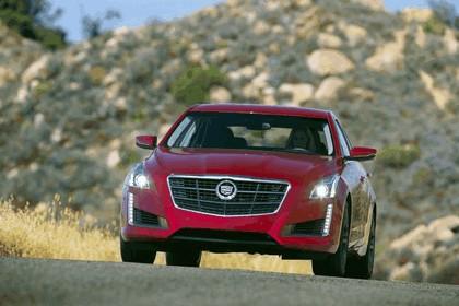 2014 Cadillac CTS Vsport sedan 24