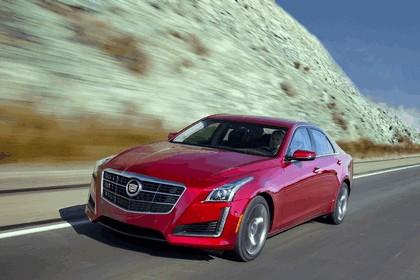 2014 Cadillac CTS Vsport sedan 25