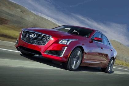 2014 Cadillac CTS Vsport sedan 26