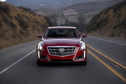 2014 Cadillac CTS Vsport sedan 28
