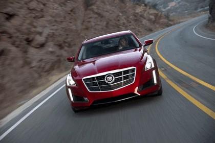 2014 Cadillac CTS Vsport sedan 29