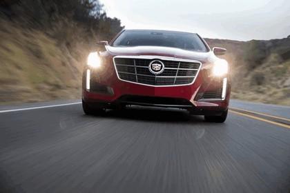 2014 Cadillac CTS Vsport sedan 30